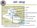 oif iraq