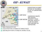 oif kuwait