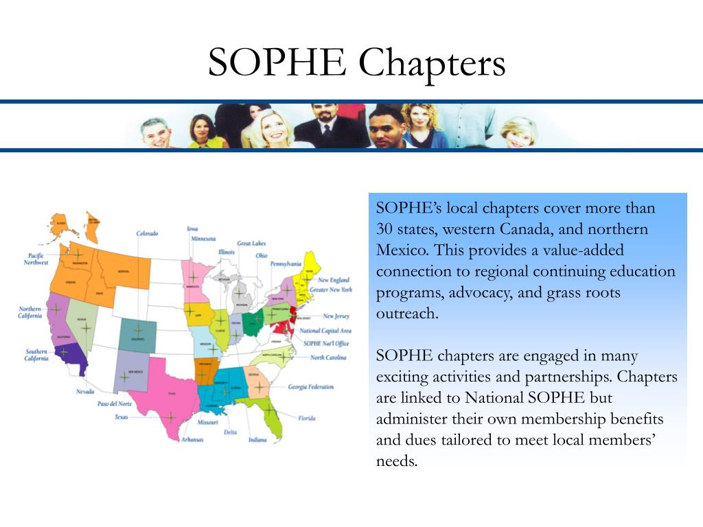 SOPHE Chapters