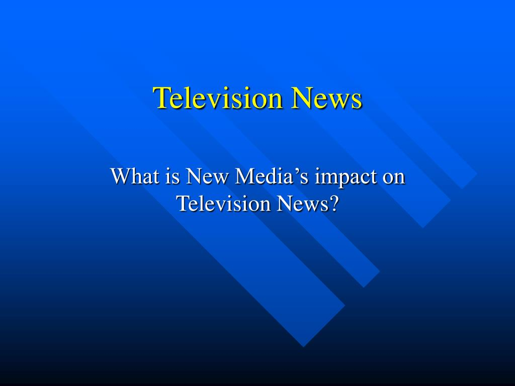 television news l.