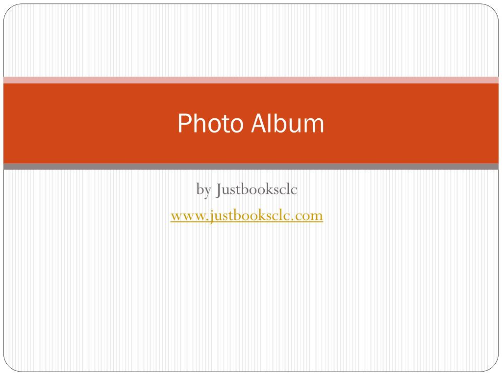photo album l.