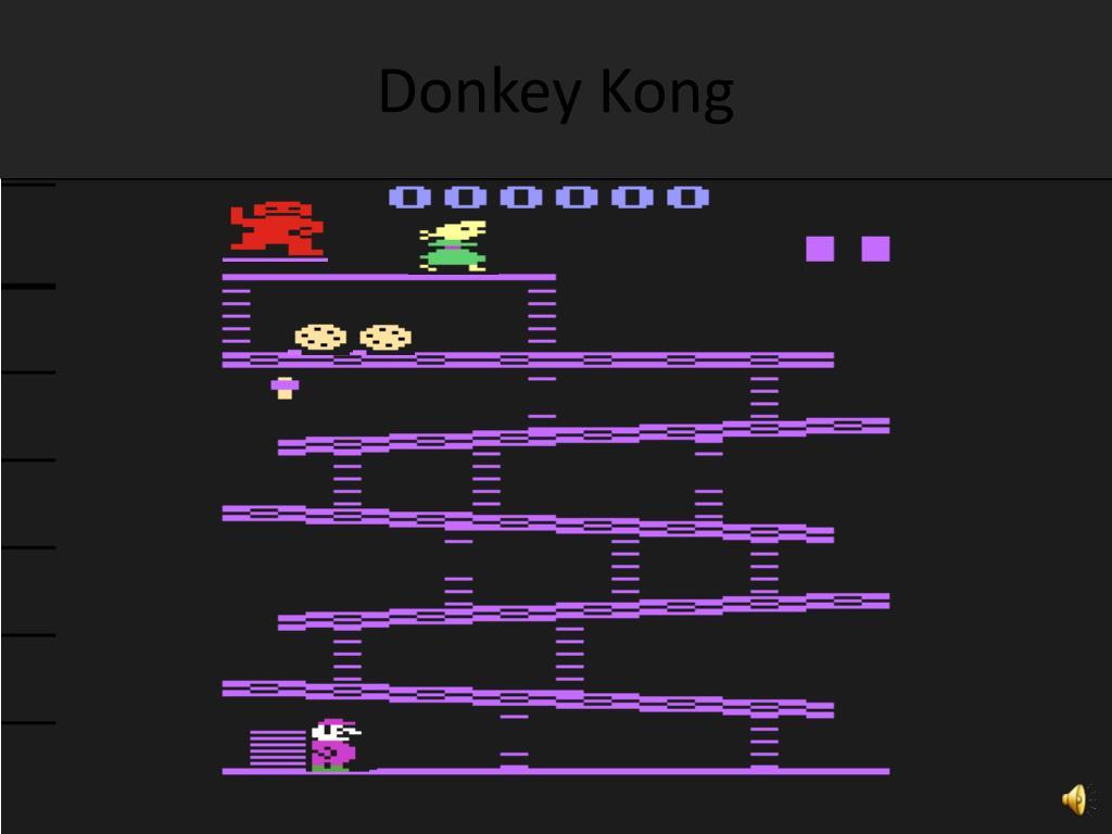 donkey kong l.