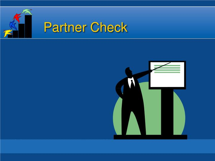 Partner Check