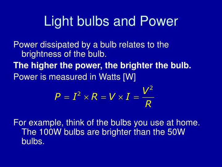 does a light bulb obey ohms law essay