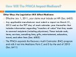 how will the ppaca impact medicare15