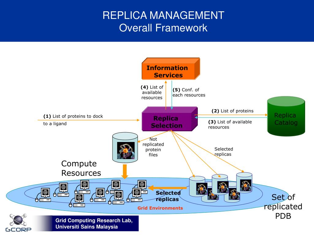 REPLICA MANAGEMENT