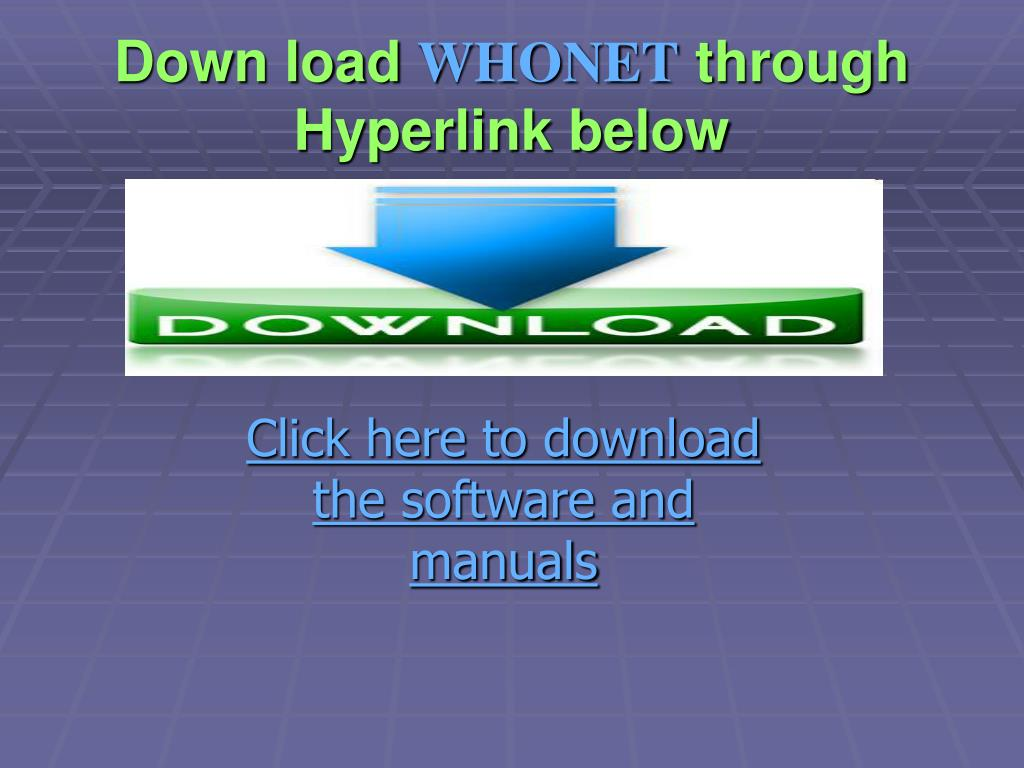 Down load