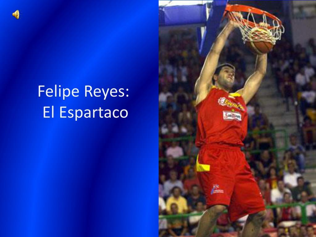 Felipe Reyes: