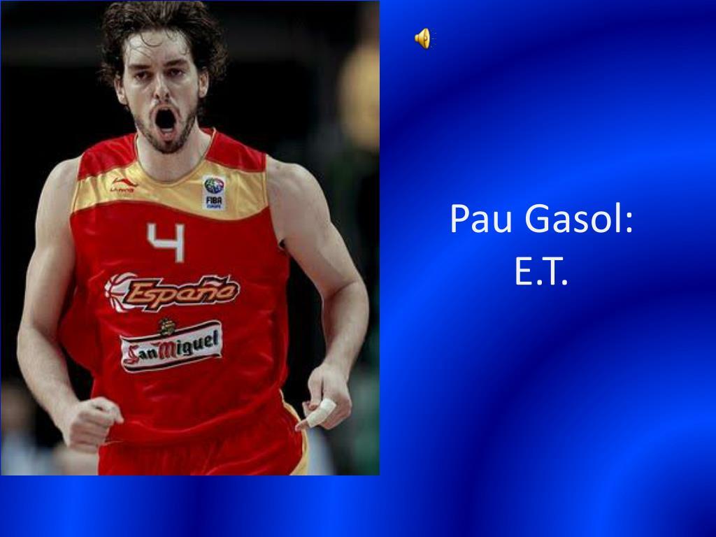 Pau Gasol: