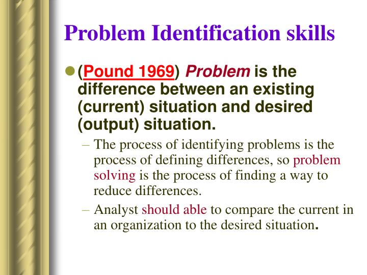 problem identification Task 6: draft existing conditions report 91 5 problem identification 51 overview based on the study's principles, goals, and objectives, as well as the quantitative data and qualitative input.