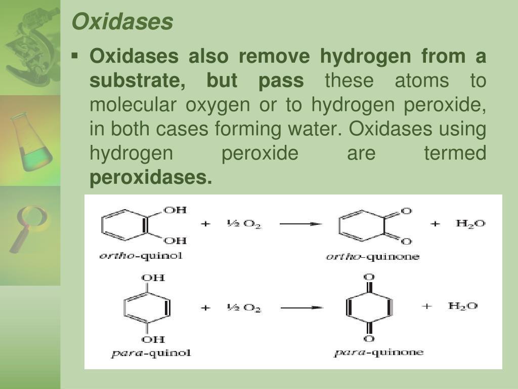 Oxidases
