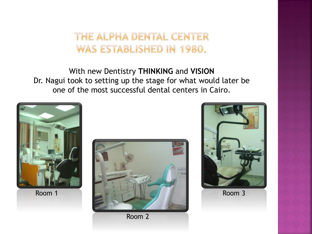 The Alpha Dental Center