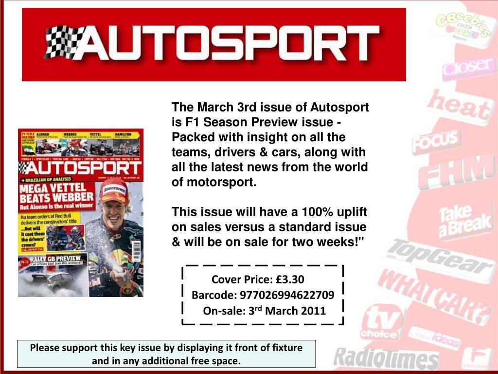 Cover Price: £3.30