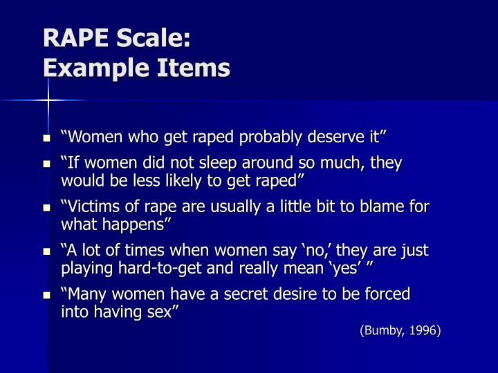 Psychosexual evaluation example