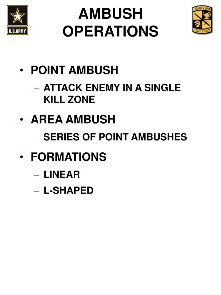 ppt troop leading procedures powerpoint presentation