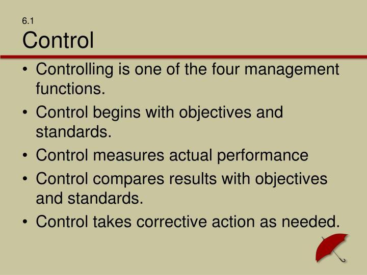6 1 control