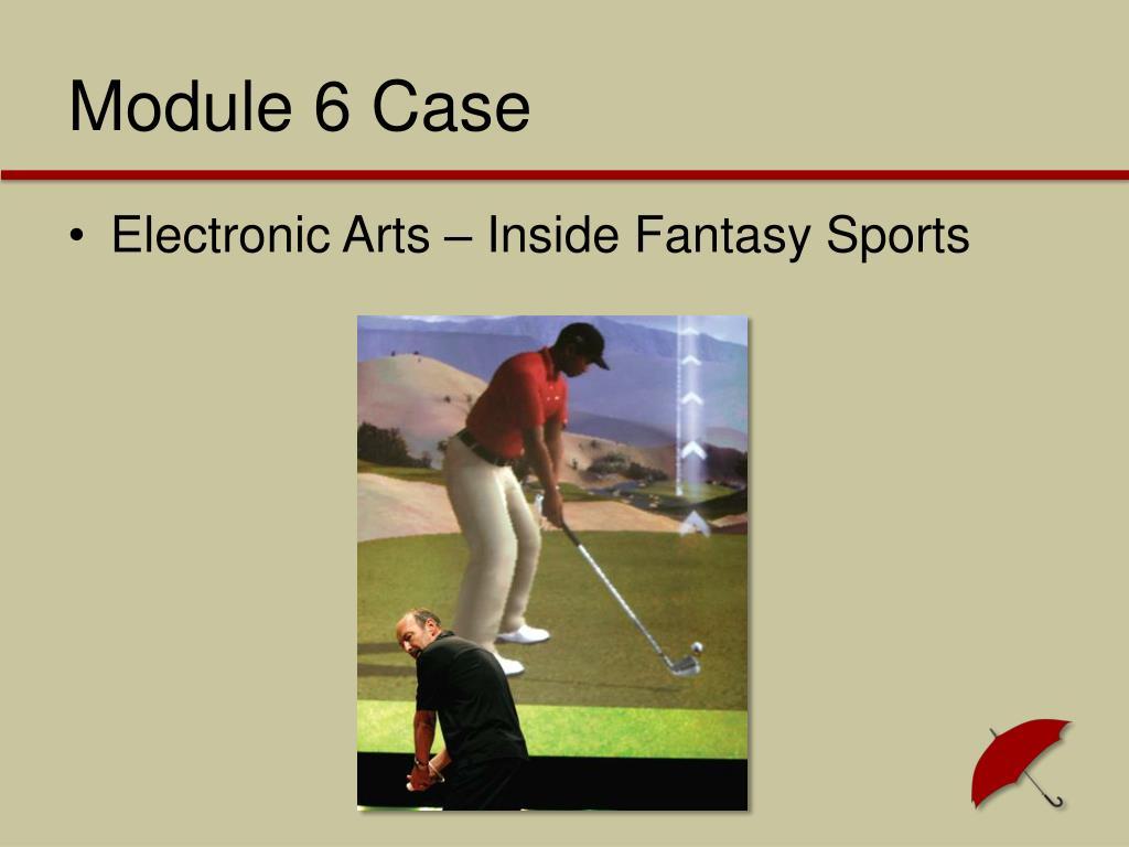 Module 6 Case