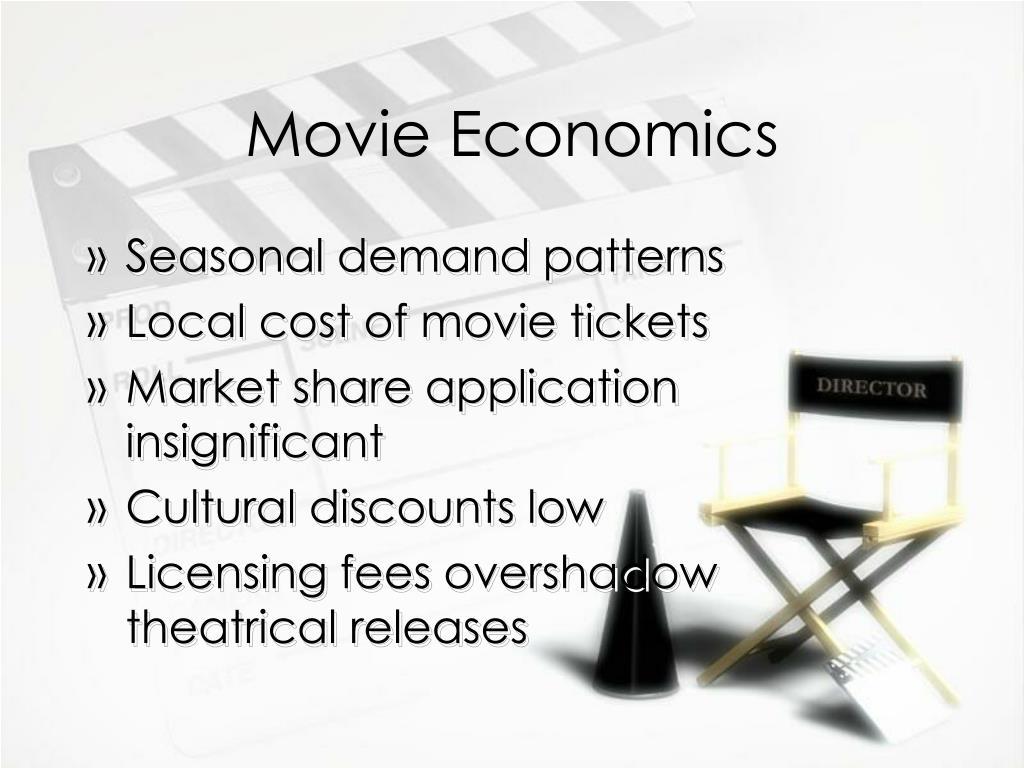 Movie Economics