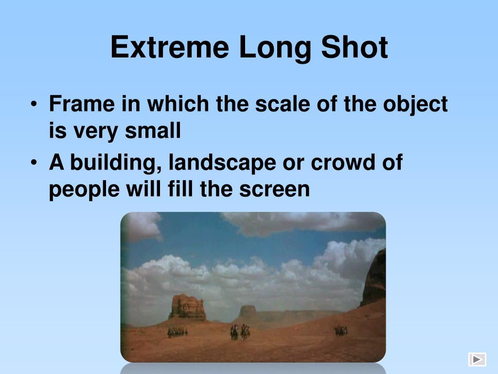 Extreme Long Shot