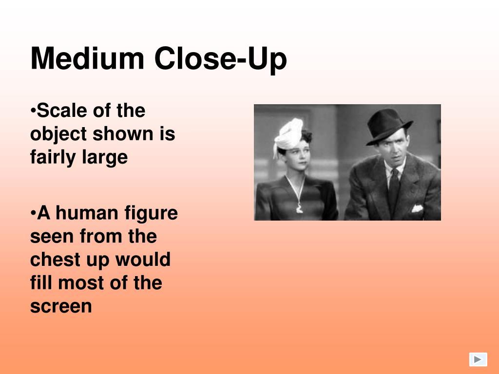 Medium Close-Up