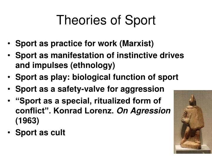 theory of marxism and sports
