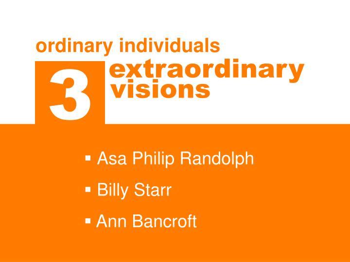 ordinary individuals