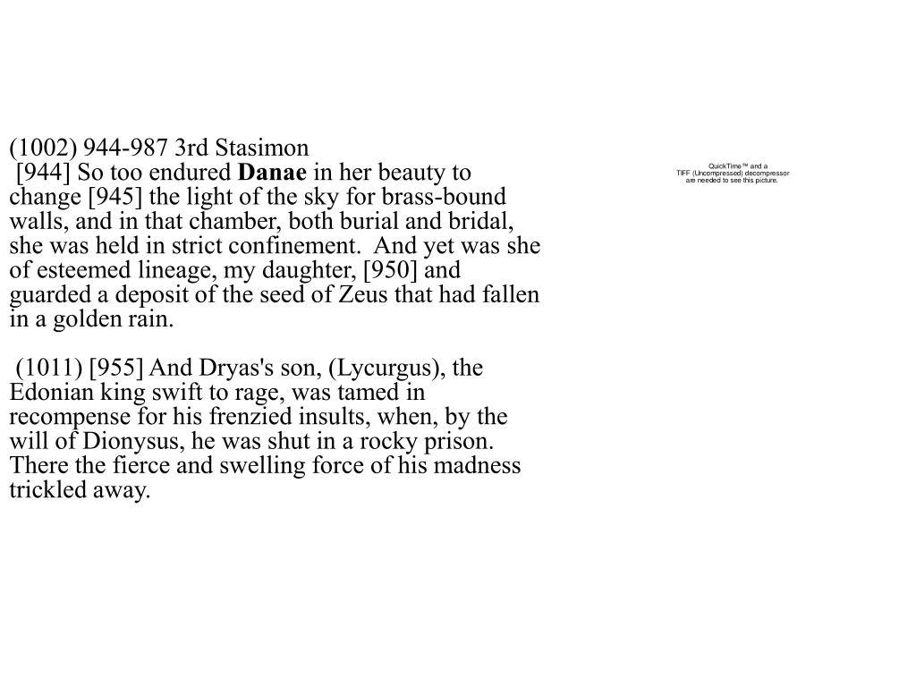 (1002) 944-987 3rd Stasimon