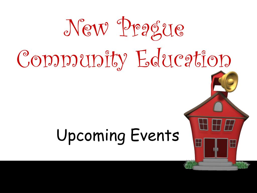 new prague community education l.