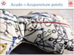 acudo acupuncture points