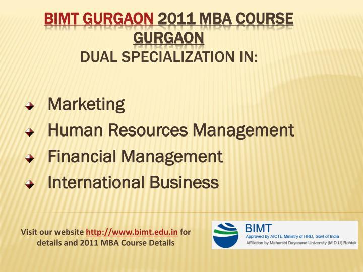 Marketing human resources management financial management international business