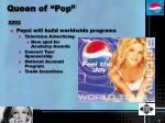 queen of pop23