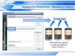 impatica for powerpoint blackberry edition12