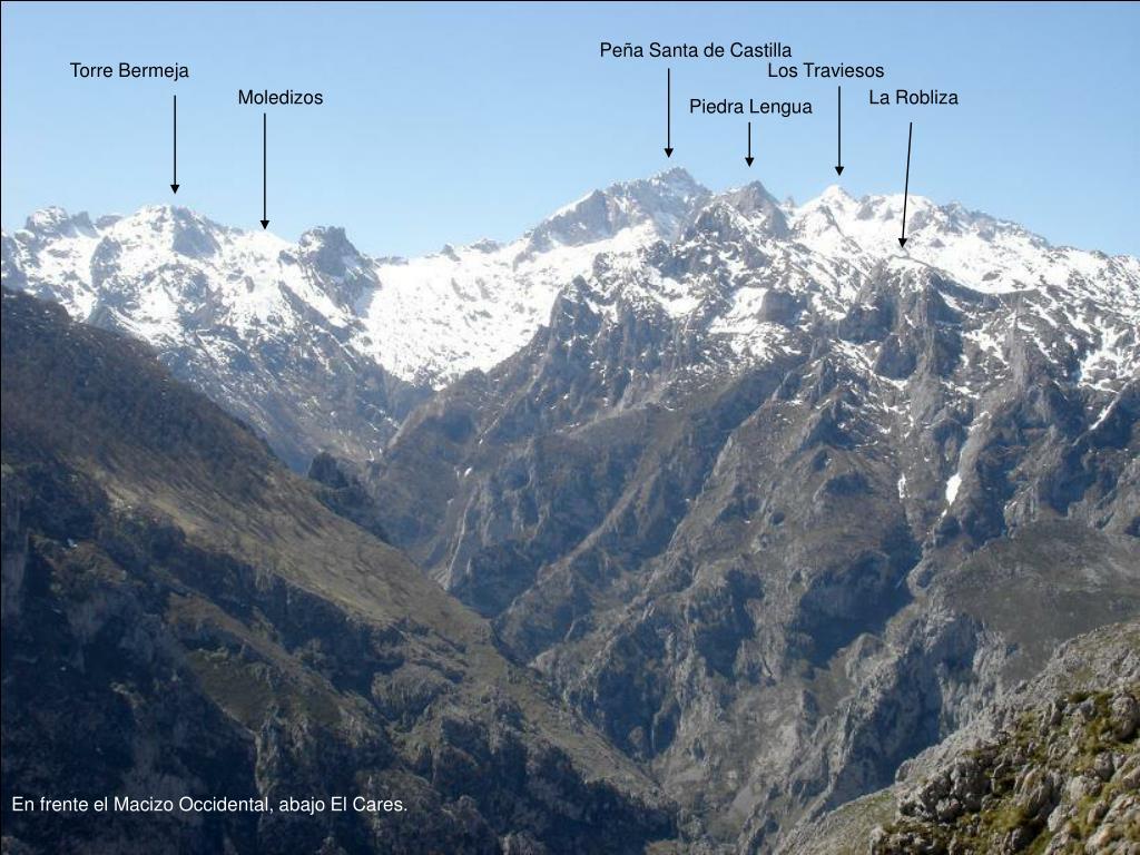 Peña Santa de Castilla
