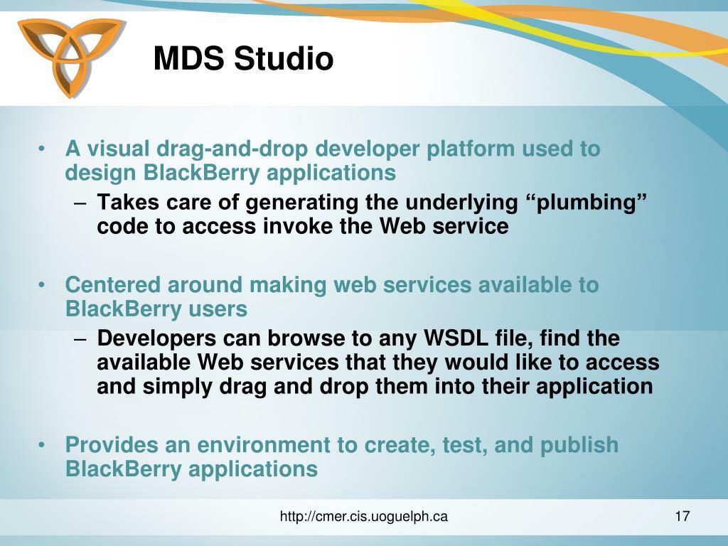 MDS Studio