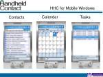 hhc for mobile windows