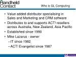 who is gl computing