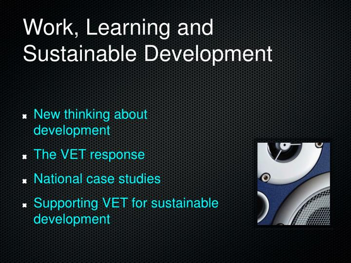 case studies for sustainable development