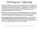 ppc ninja 2 0 traffic dojo4