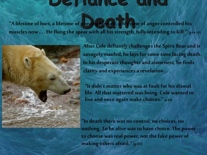 Defiance and Death