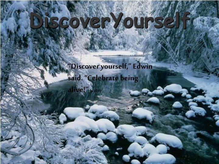 DiscoverYourself