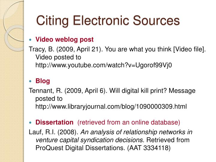 retrieved from proquest digital dissertations Proquest digital dissertation program provided, however, that you may make available for inter-library loan one paper copy of each of your candidates' dissertation or thesis.
