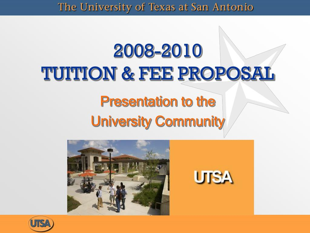 2008 2010 tuition fee proposal l.