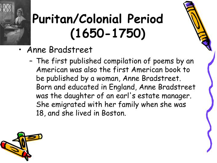 puritan thinking in anne bradstreet's poetry