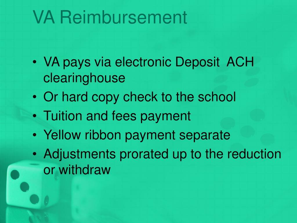 VA Reimbursement