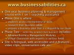 www businessabilities ca