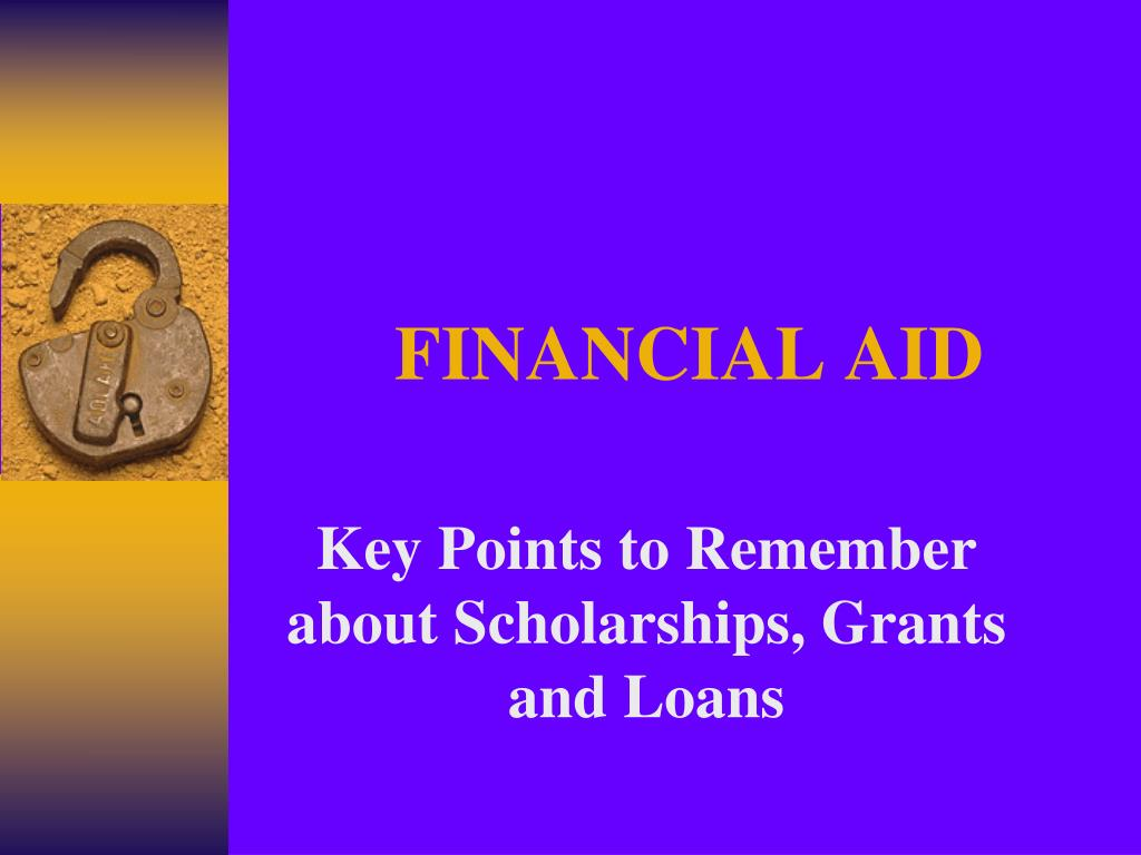 financial aid l.
