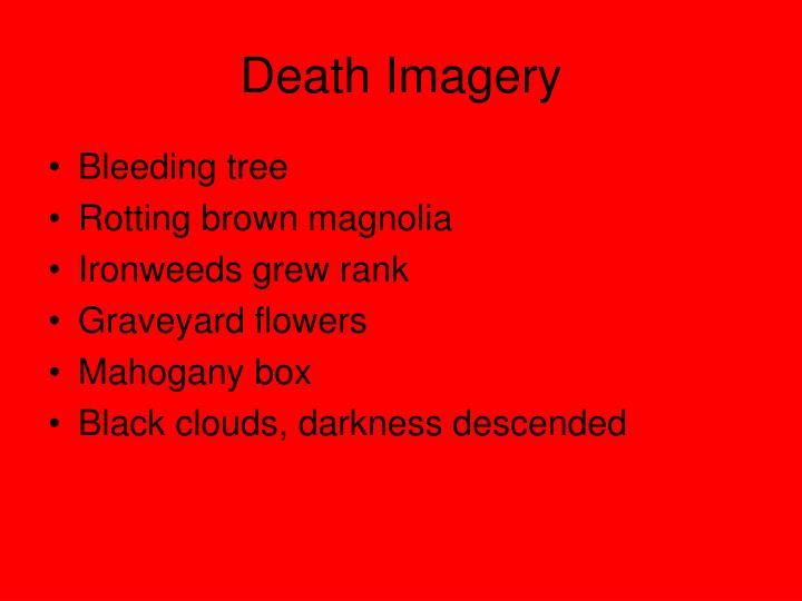 Death Imagery