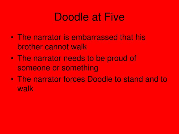 Doodle at Five