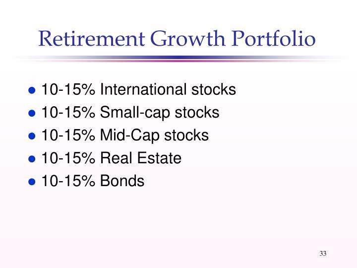 Retirement Growth Portfolio