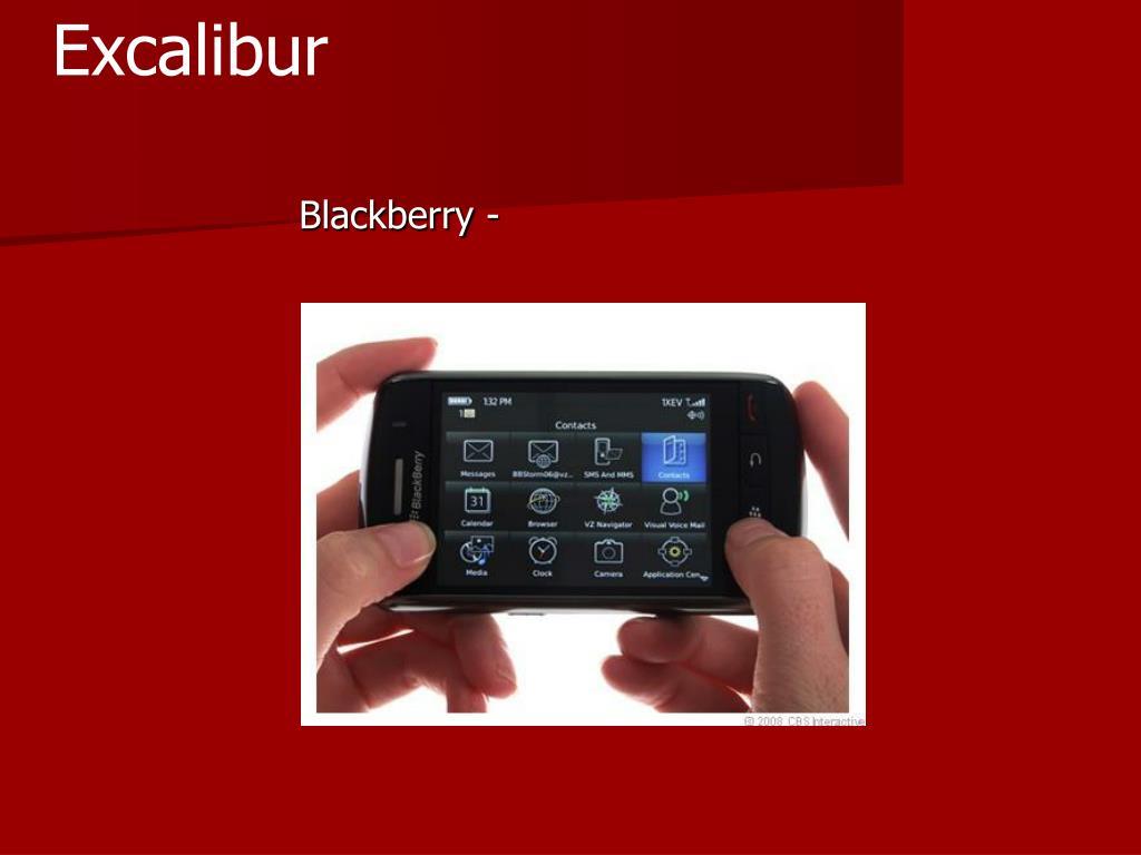 Blackberry -